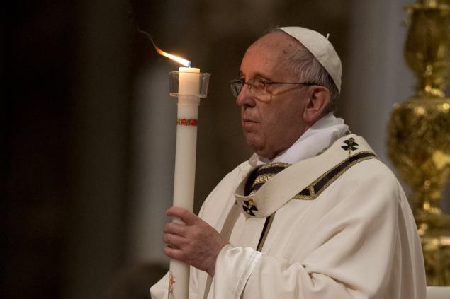 """Pope Francis """"Urbi et Orbi"""" Easter 2017"""