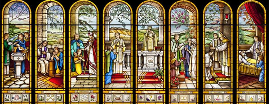 seven sacraments