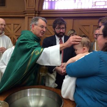 Charlie Carter Baptism 3